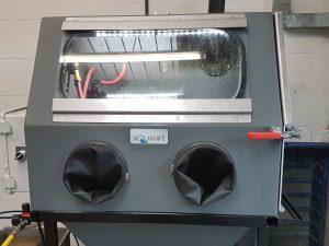Vapour Blast Cabinet - Restomate