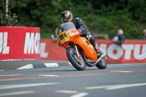 Isle of Man TT Course 2018